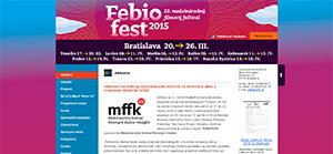 FEBIOFEST 2015